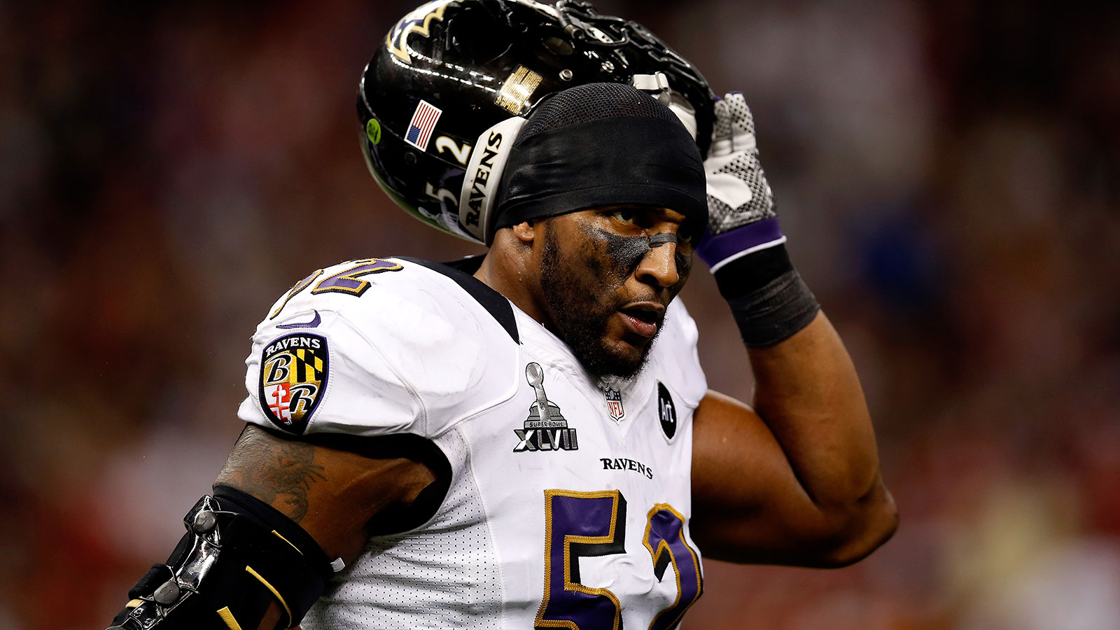 Monster In The Middle: Follow The Ray Lewis Workout