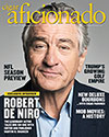 September/October 2015: Robert De Niro