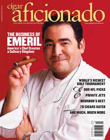 In the Sept/Oct 2005 Issue