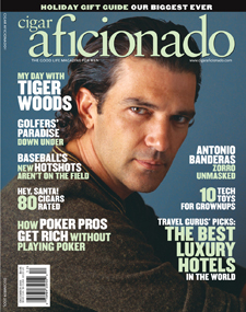 In the Nov/Dec 2005 Issue