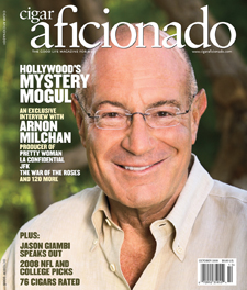 In the September/October 2008 Issue
