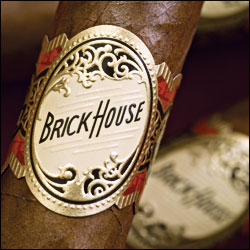 The all Nicaraguan Brick House brand by J.C. Newman Cigar Co. was first seen at this year's International Premium Cigar & Pipe Retailers trade show.