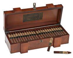 Gurkha released its Archive cigar line last December to celebrate its 20th anniversary.