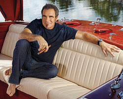 Being the drummer for the rock band Bon Jovi is a high-energy job with a long, demanding schedule. Tico Torres savors his downtime with a big cigar on his boat, docked at the end of his backyard in Jupiter, Florida.
