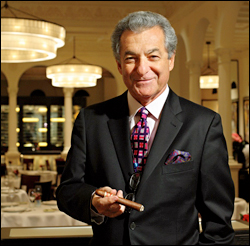 Adam Tihany has twice designed the home of one of New York's true dining icons, first as Le Cirque and now as Restaurant Daniel.