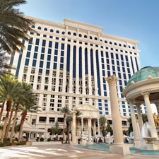 Caesars' new Octavius tower aims to bring the casino to the next level of luxury.
