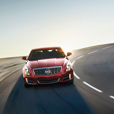 The 2013 Cadillac ATS delivers a very solid mix of performance, styling and technology.