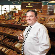 Borysiewicz, whose large retail stores are modeled after big-box stores, joined the fight against onerous cigar tariffs when a floor tax on his entire inventory threatened to crush his business.