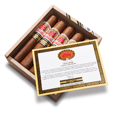 The Hoyo de Monterrey Grand Epicure EL 2013 are the latest in a very strong line of Cuban EL releases.