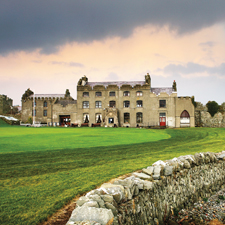 The Ardglass Golf Club is more of an inland course, but it is a popular secondary choice.