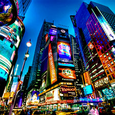 The bill proposal would eliminate smoking in the pedestrian plaza of New York's famous Times Square, as well.