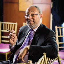 Richard Parsons might seem to be winding down. But between his Italian winery, board positions and many philanthropic activities, the former attorney still has plenty on