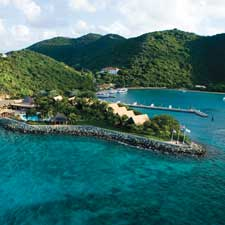 Private retreats are not for everyone, but Peter Island is huge by any standard with over 50 rooms and 1,800 acres that you can call your own.