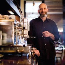 Chef Vetri discovered his love of cigars in the kitchen at the end of a long service when he would share smokes and stories with the other chefs.