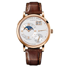 The town of Glashütte, Germany has been the scene of a major watchmaking revival with A. Lange & Sohne resuming in 1994.