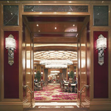 Though technically not a private gaming space, Bellagio ensures that its baccarat room has a private feel and will always convey a sense of discretion.