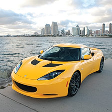 The Lotus Evora is the marque's first 2+2 since 1992, but when it bolts from 0 to 60 in 4.9 seconds it won't be mistaken for a family car.