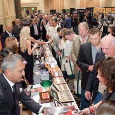 More than 4,000 people attended the Friday and Saturday Big Smoke Las Vegas Evening sessions.