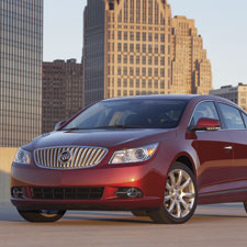 Buick's LaCrosse has captured the interest of a youthful demographic with its innovative styling. Much credit can be given to the Chinese market, where the brand is a surprise hit.