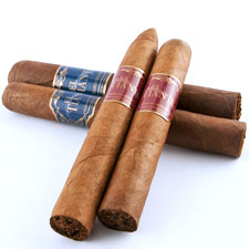El Tiante will come in two blends, Habano Oscuro and Habano Rosado.