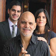 When Ernesto Perez-Carrillo left his La Gloria Cubana brand in early 2009, he turned to his son Ernesto III and daughter Lissette for help in creating a new venture making E.P. Carillo cigars.