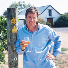 On a visit to Australia in 2002, Nick Faldo hooked up with winemaker Wayne Stehbens of the Katnook Estate to develop his own label of Shiraz, Cabernet and Sauvignon Blanc.