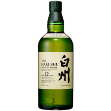 Hakushu 12-Year-Old brings to three the number of Suntory brands available in the United States