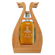 Thor's 104.2 proof provides the punch that distinguishes it from other Highland Park releases. 