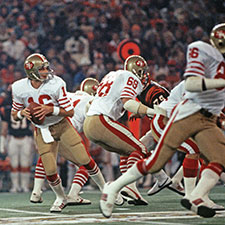 Legendary field general Joe Montana fails to crack the top five in the NFL's confusing, controversial QB passer rating system, which rewards unproven passers of today more than the stars of yesteryear