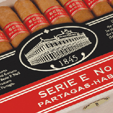The Serie E No. 2 represents the first time that a Partagas has been offered in the thick Duke size.