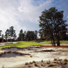 Pinehurst No. 2 is widely considered the pinnacle achievement of one of the greatest designers of all time, Donald Ross.