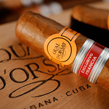 France has just received its Quai D'Orsay Robusto Embajador.