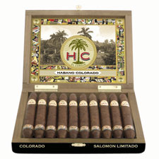 Only 10,000 Salomons will be rolled, and they will come in boxes of 10 and sell for $10 apiece.