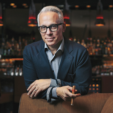 Chef Zakarian has very specific ideas about how a restaurant should be run, and he instructs his staff to not harass din